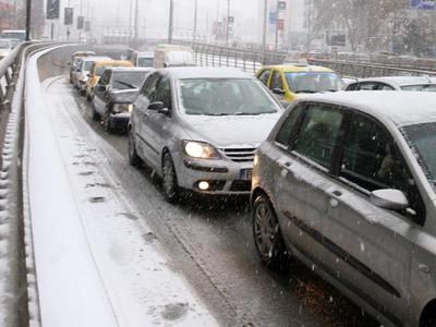 trafic-blocat-zapada-bucuresti