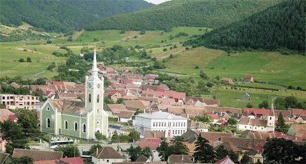 Gura Raului, raiul Sibiului