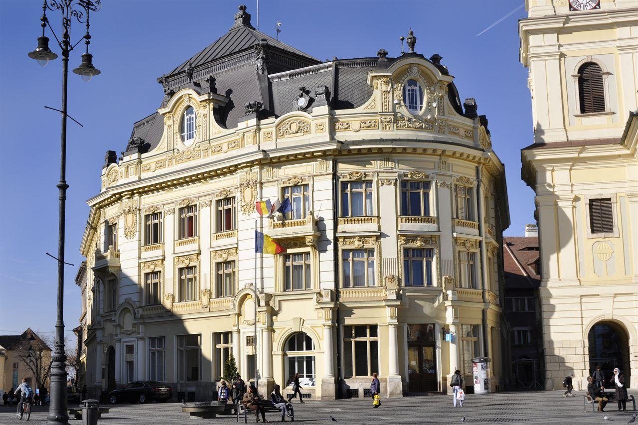 Modernizare pe bani europeni la Primaria Sibiu