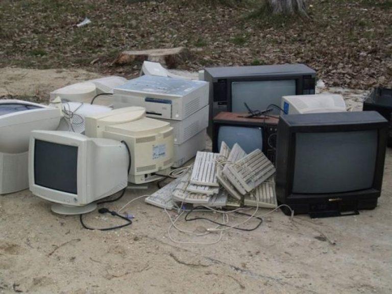 SIBIU – Acţiune specială de colectare a deşeurilor electrice