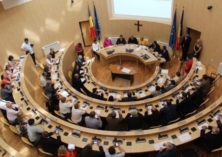 Rectificare bugetară la CJS pentru COVID – 19. Consilierii județeni au adoptat on line alocarea a 2 milioane lei pentru Spitalul Județean Sibiu