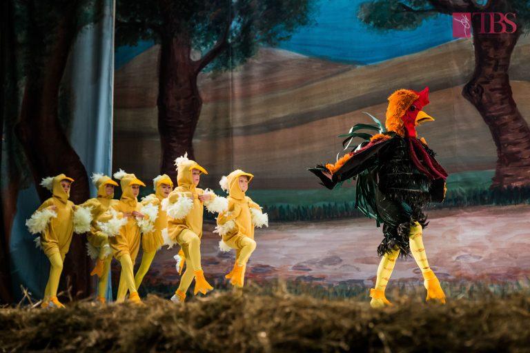 """Spectacolul """"La fille mal gardée""""al Teatrului de Balet Sibiu este reprogramat pentru zilele de 22 și 23 martie, cu doar o treime din locuri scoase la vânzare"""