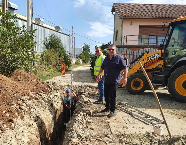 Sibiu – Noi investiții de anvergură în infrastructura apă – canal , în valoare de 68,7 milioane Euro