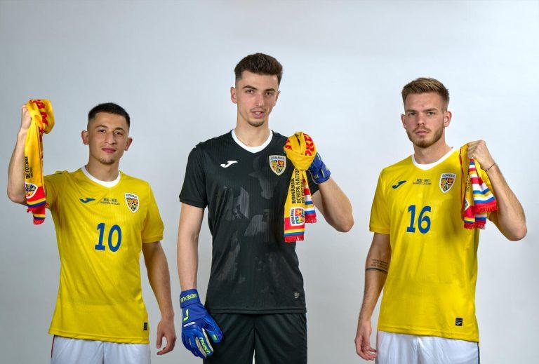 S-a lansat noul tricou al echipei naţionale!