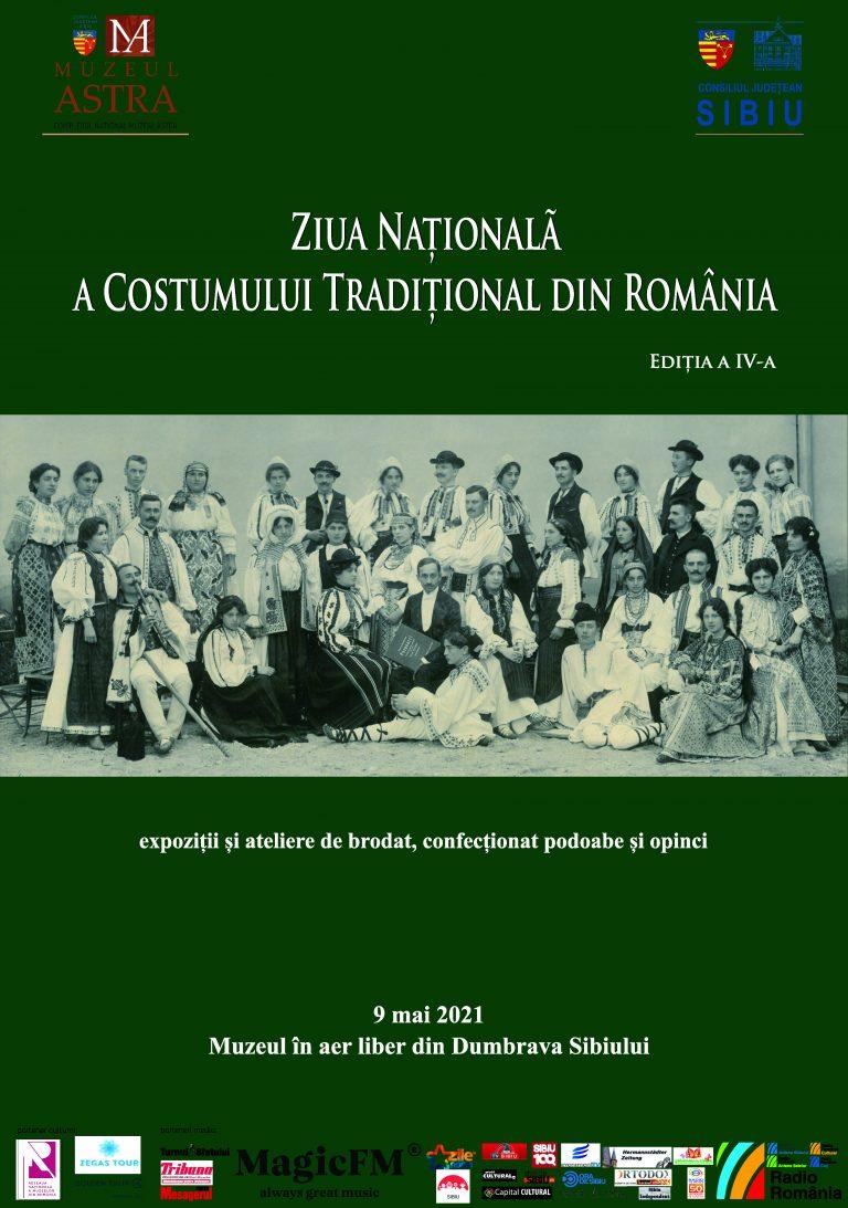 SIBIU – Ziua Națională a Costumului Tradițional din România,ediția a IV-a
