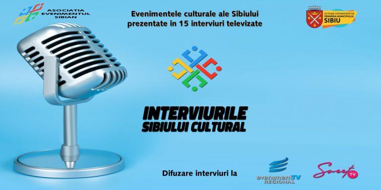 Interviurile Sibiului Cultural